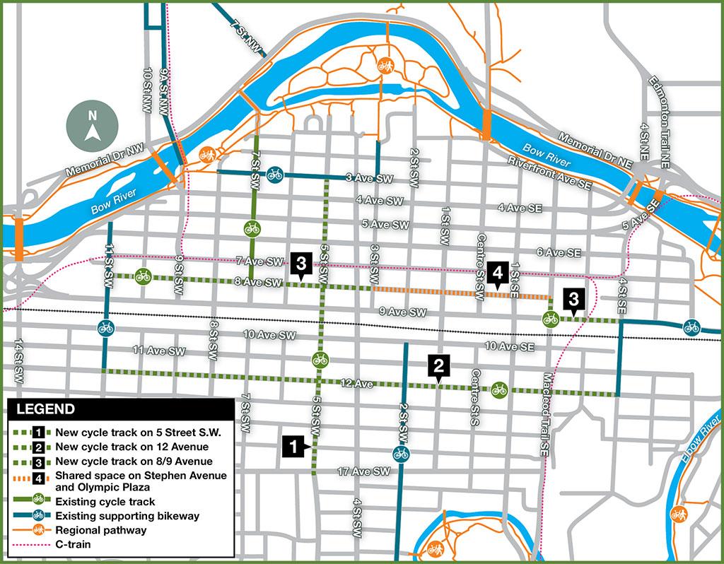 calgary-cycle-track-map