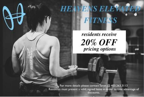 Heavens Elevated Fitness