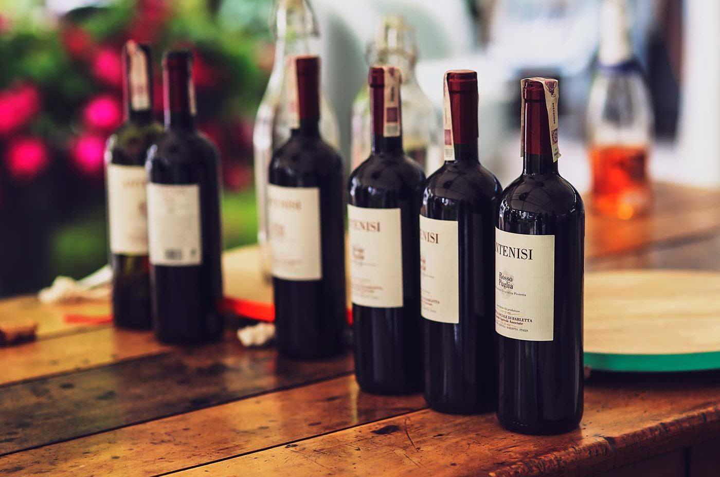 Calgary wine tasting